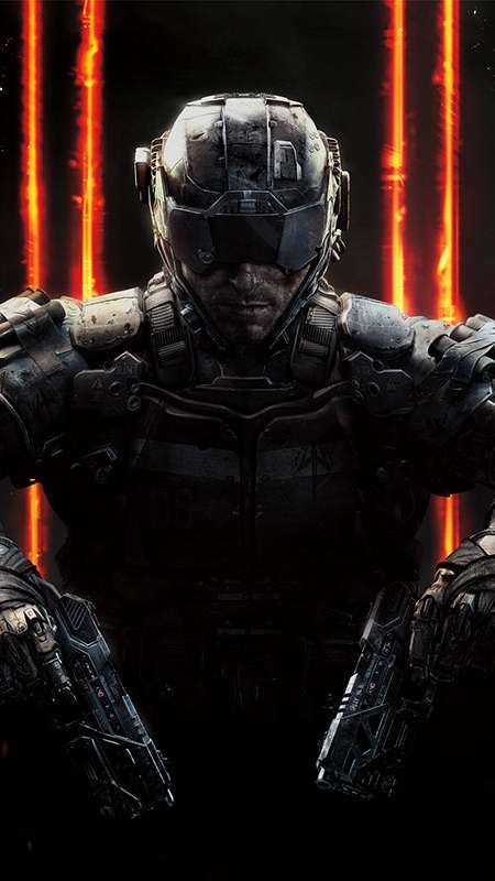 Call of Duty: Black Ops 3 Mobiele Verticaal achtergrond