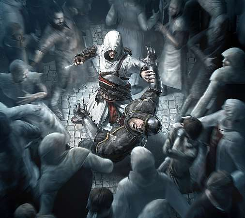 Assassin's Creed Mobiele Horizontaal achtergrond