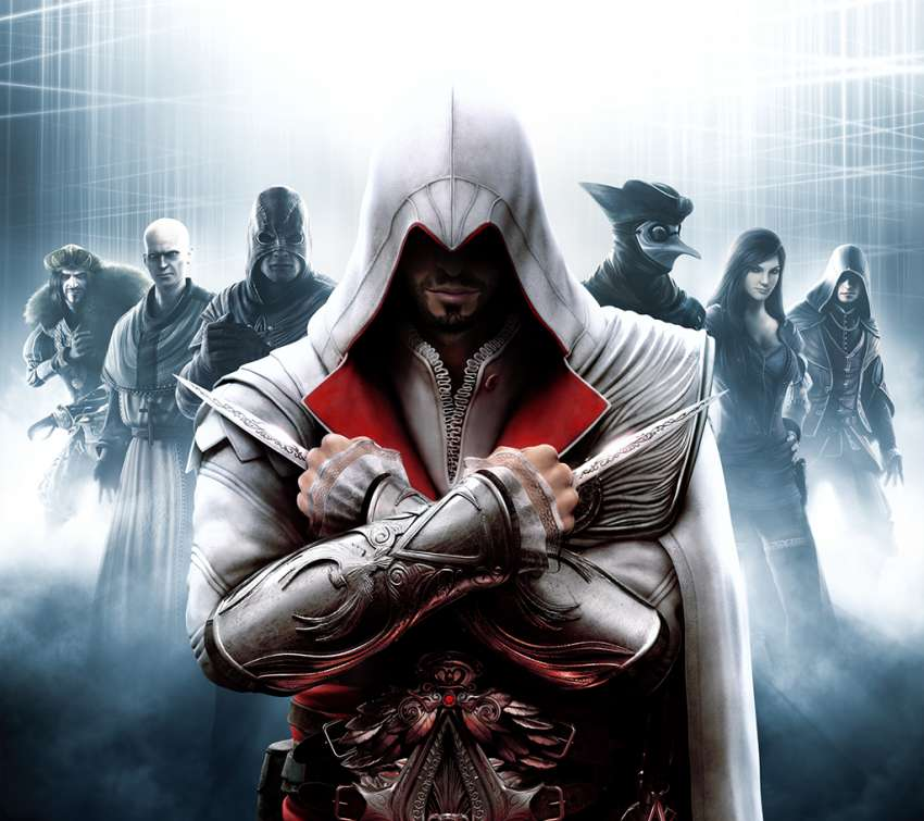 Assassin's Creed: Brotherhood Mobiele Horizontaal achtergrond
