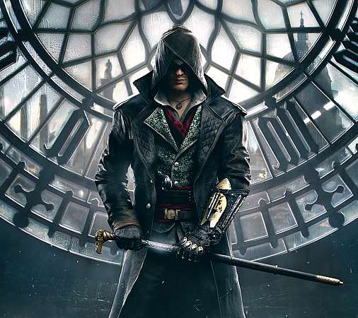 Assassin's Creed: Syndicate Mobiele Horizontaal achtergrond