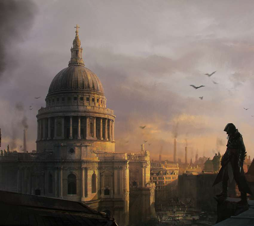 Assassin's Creed: Syndicate achtergrond