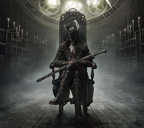 Bloodborne: The Old Hunters Mobiele Horizontaal achtergrond