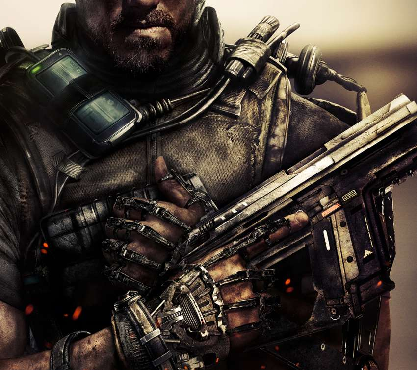 Call of Duty: Advanced Warfare achtergrond