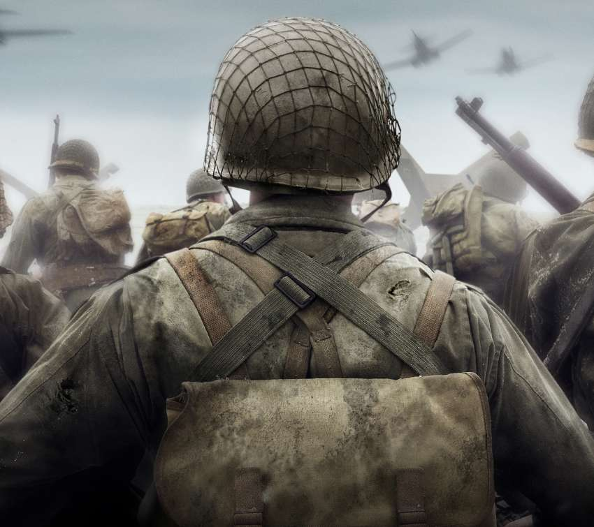 Call of Duty: WW2 achtergrond