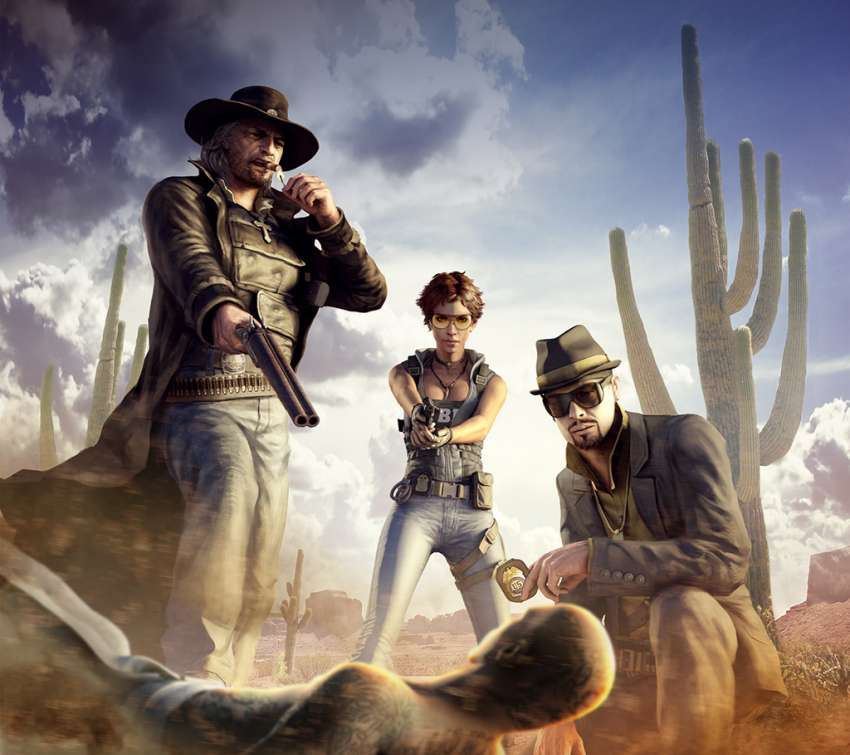 Call of Juarez: The Cartel achtergrond