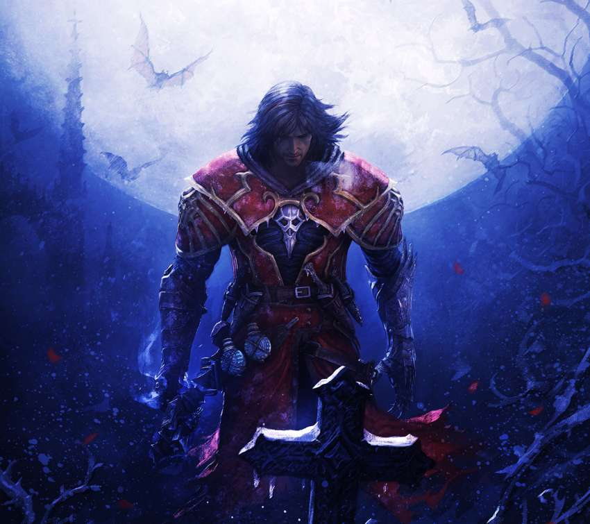 Castlevania: Lords of Shadow 'Reverie' Mobiele Horizontaal achtergrond
