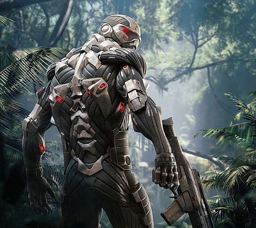 Crysis: Remastered Mobiele Horizontaal achtergrond