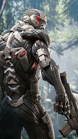 Crysis: Remastered Mobiele Verticaal achtergrond