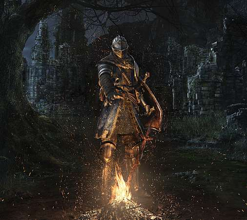 Dark Souls: Remastered Mobiele Horizontaal achtergrond