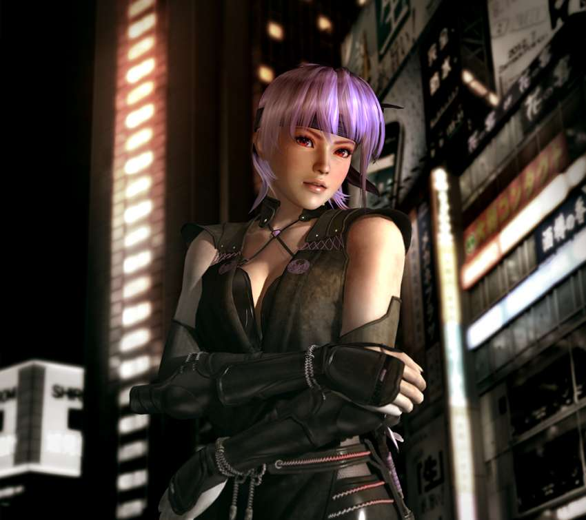 Dead or Alive 5 achtergrond