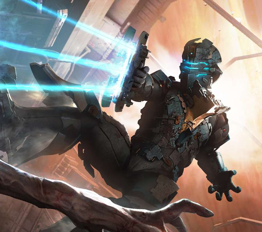 Dead Space 2 achtergrond
