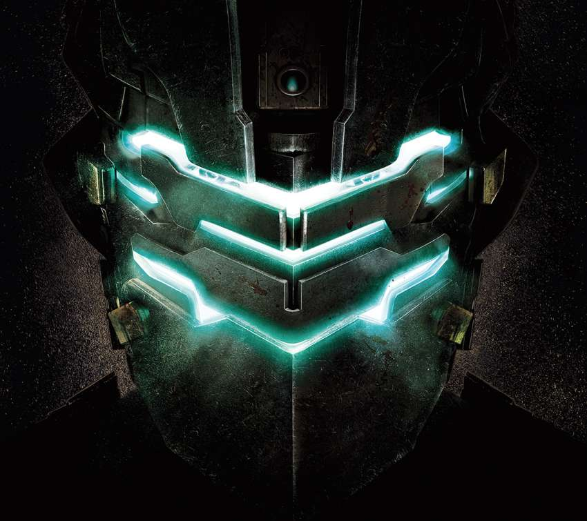 Dead Space 2 Mobiele Horizontaal achtergrond