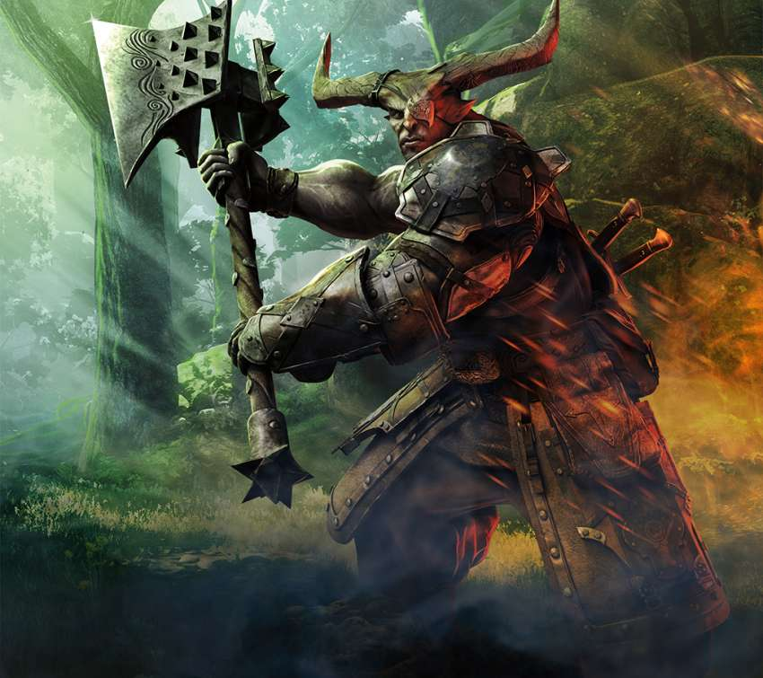 Dragon Age: Inquisition achtergrond