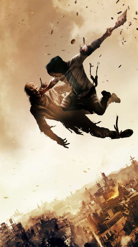 Dying Light 2 Mobiele Verticaal achtergrond