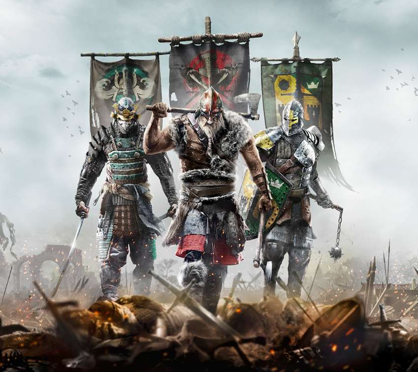 For Honor achtergrond