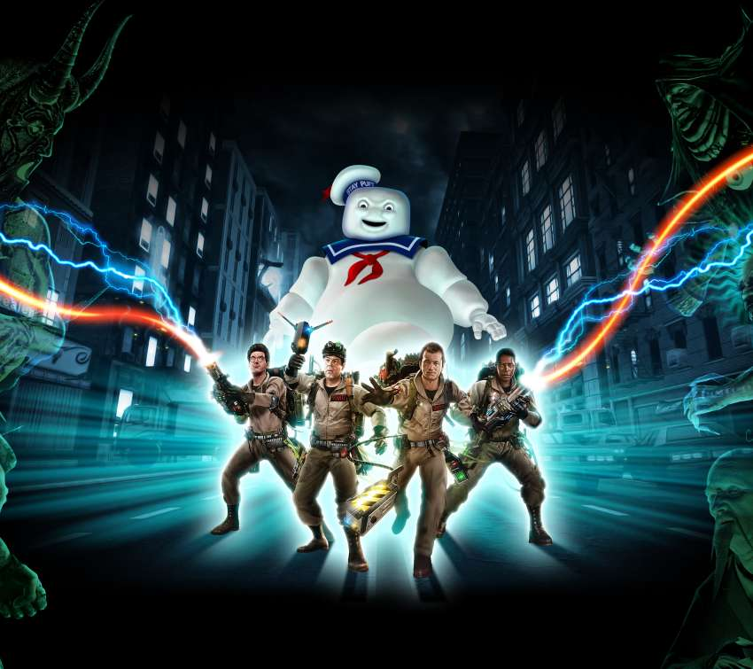 Ghostbusters: The Video Game Remastered Mobiele Horizontaal achtergrond