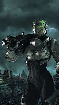 Hellgate: London Mobiele Verticaal achtergrond