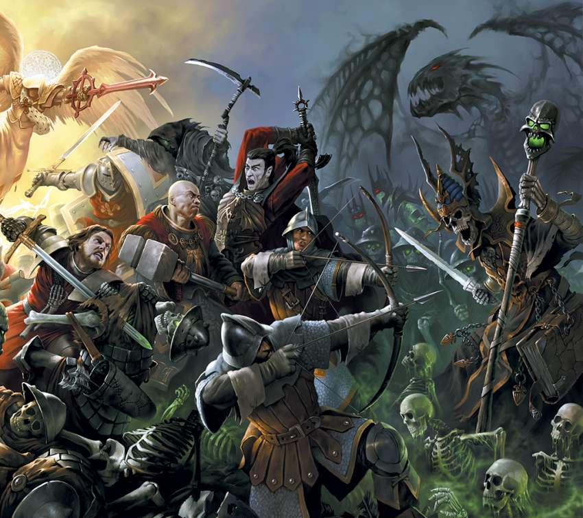 Heroes of Might and Magic 5 achtergrond