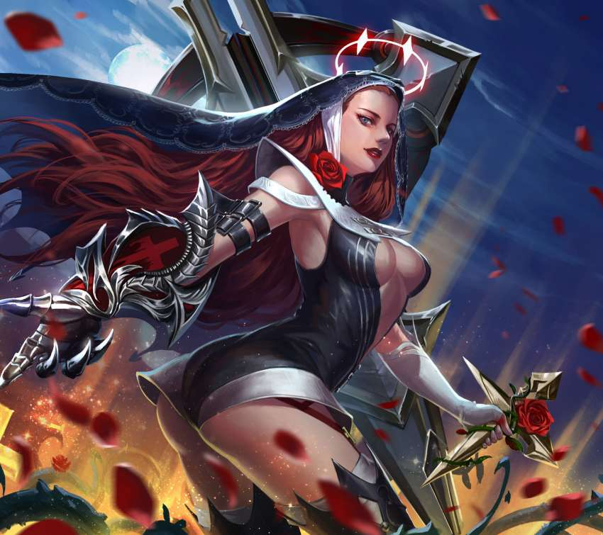Heroes of Newerth achtergrond