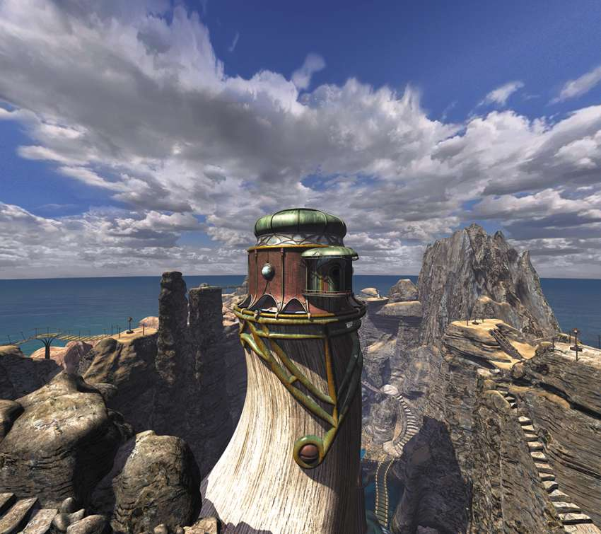 Myst 3: Exile achtergrond