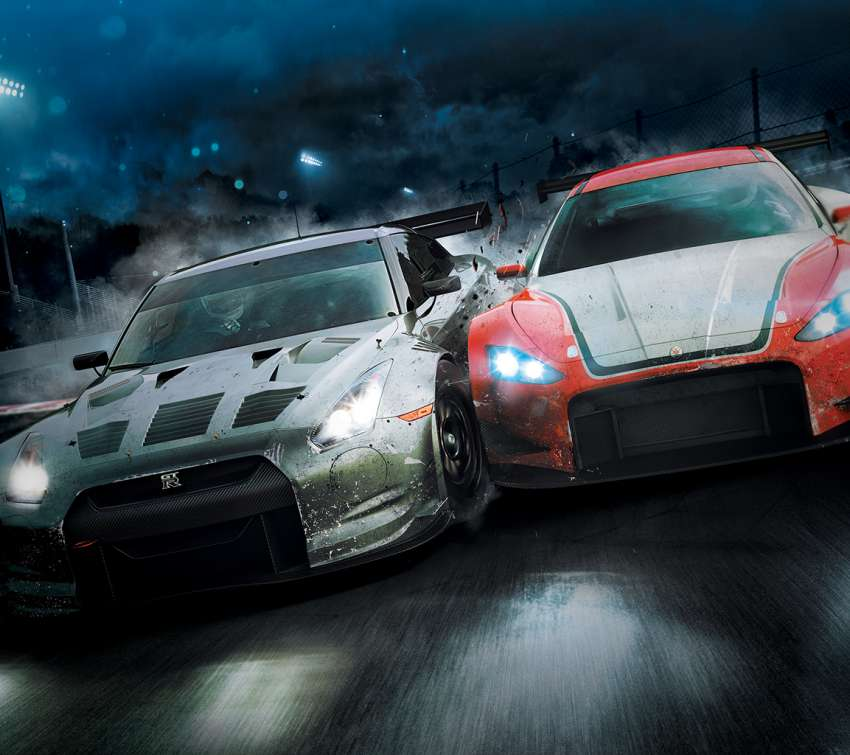 Need for Speed: Shift 2 Unleashed achtergrond
