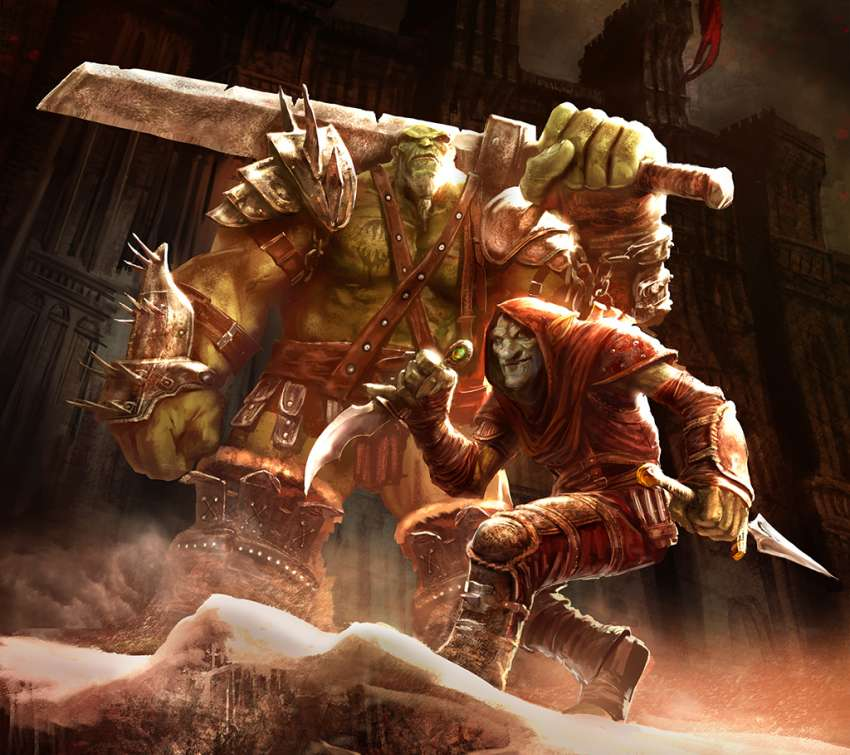 Of Orcs and Men achtergrond