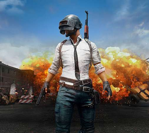 Playerunknown's Battlegrounds Mobiele Horizontaal achtergrond