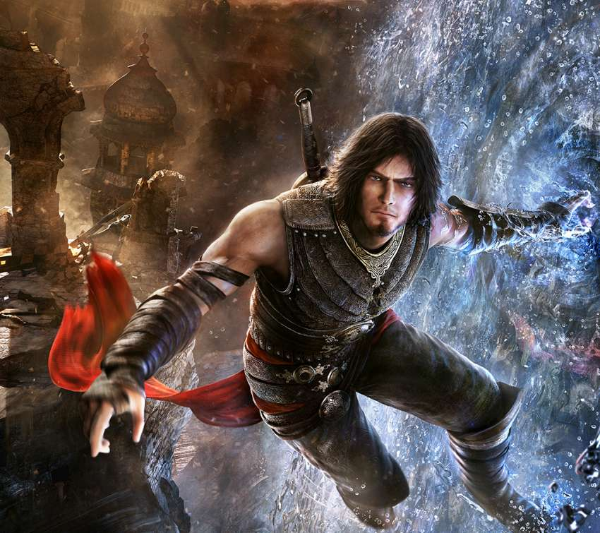 Prince of Persia: The Forgotten Sands Mobiele Horizontaal achtergrond
