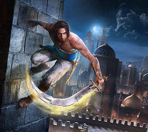 Prince of Persia: The Sands of Time Remake Mobiele Horizontaal achtergrond