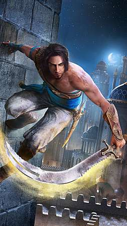 Prince of Persia: The Sands of Time Remake Mobiele Verticaal achtergrond