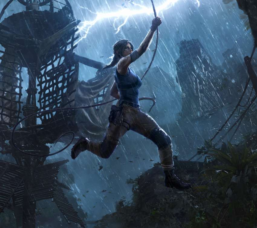 Shadow of the Tomb Raider: The Pillar achtergrond