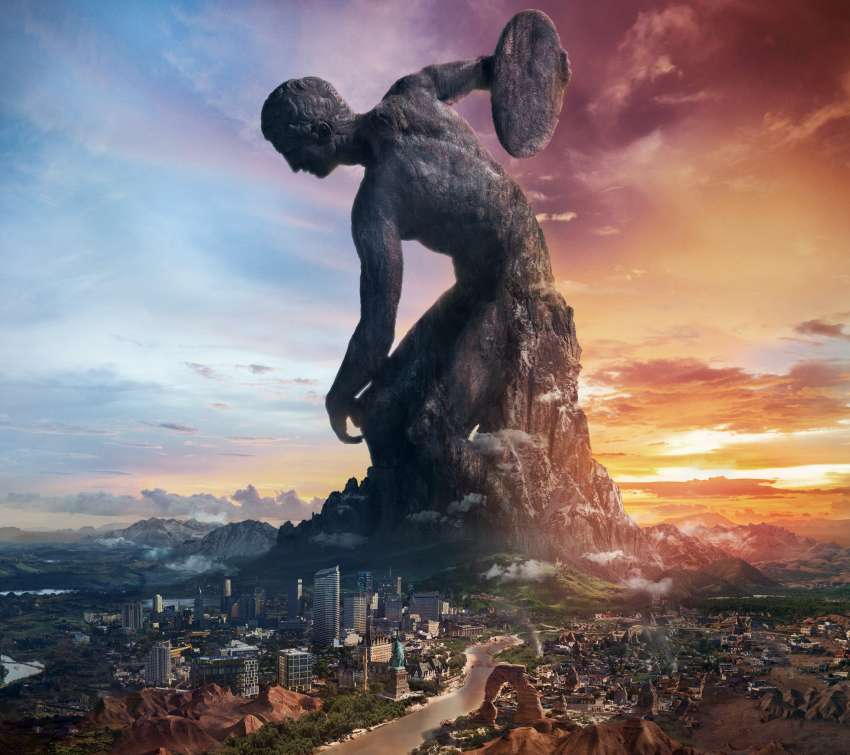 Sid Meier's Civilization 6: Rise and Fall achtergrond
