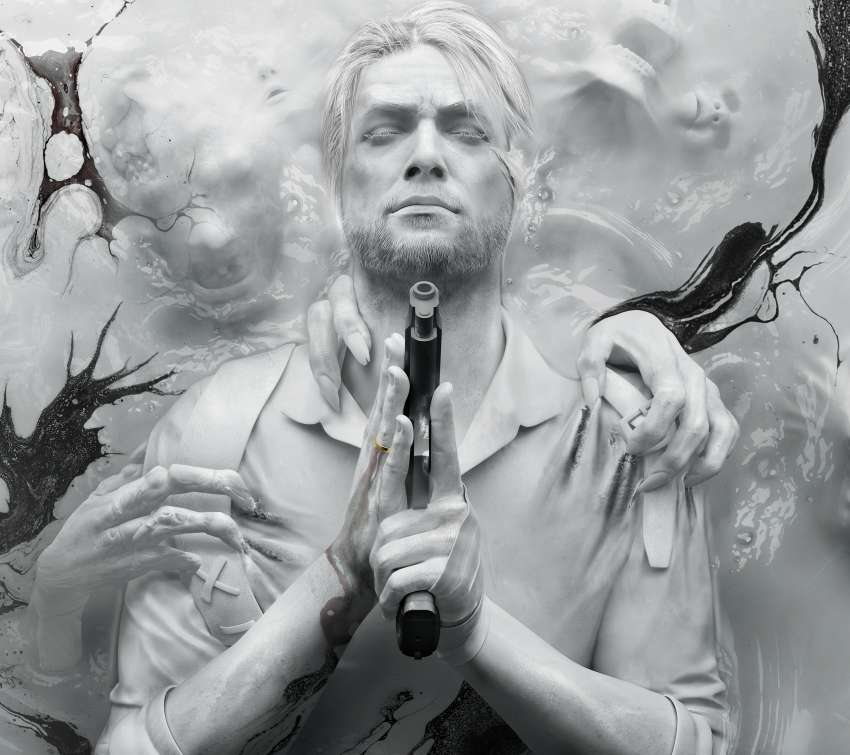 The Evil Within 2 Mobiele Horizontaal achtergrond