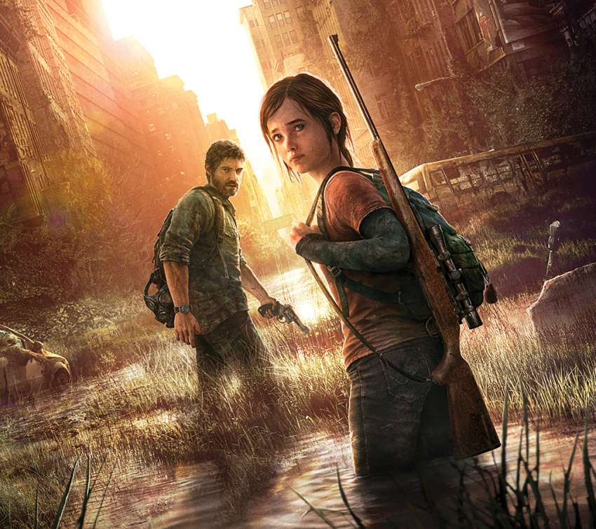 The Last of Us achtergrond