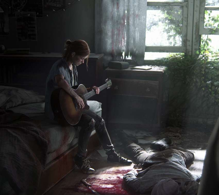 The Last of Us: Part 2 achtergrond