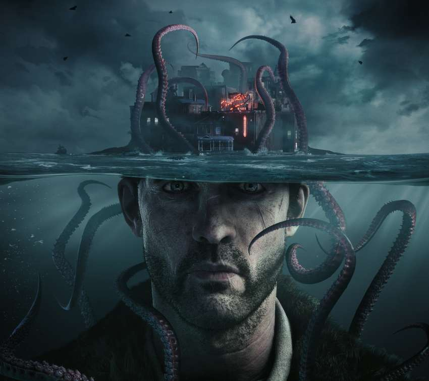 The Sinking City Mobiele Horizontaal achtergrond