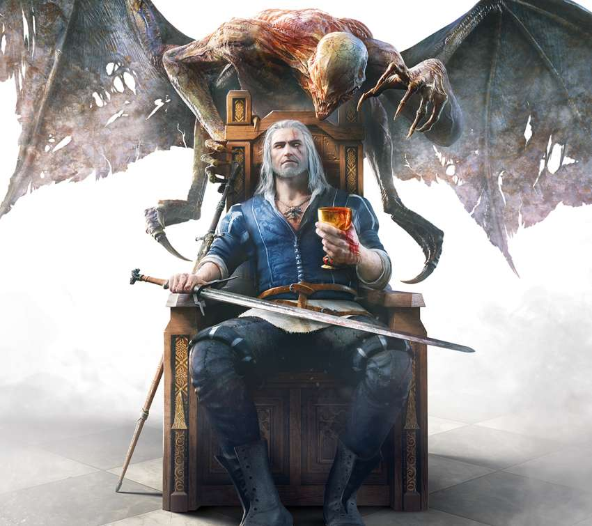 The Witcher 3: Wild Hunt - Blood and Wine achtergrond