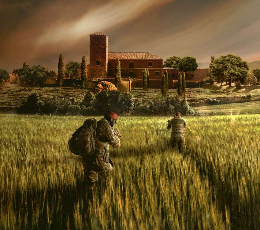 Tom Clancy's Rainbow Six: Siege - Operation Para Bellum Mobiele Horizontaal achtergrond