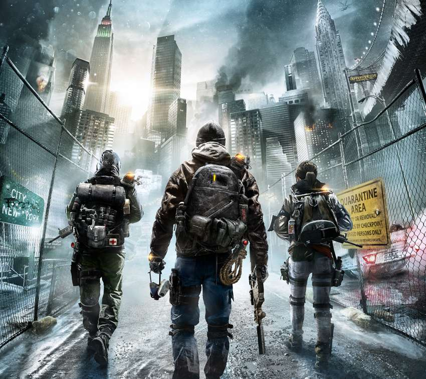 Tom Clancy's The Division achtergrond