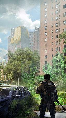Tom Clancy's The Division 2 - Warlords of New York Mobiele Verticaal achtergrond