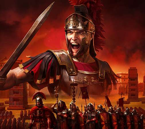 Total War: Rome Remastered Mobiele Horizontaal achtergrond