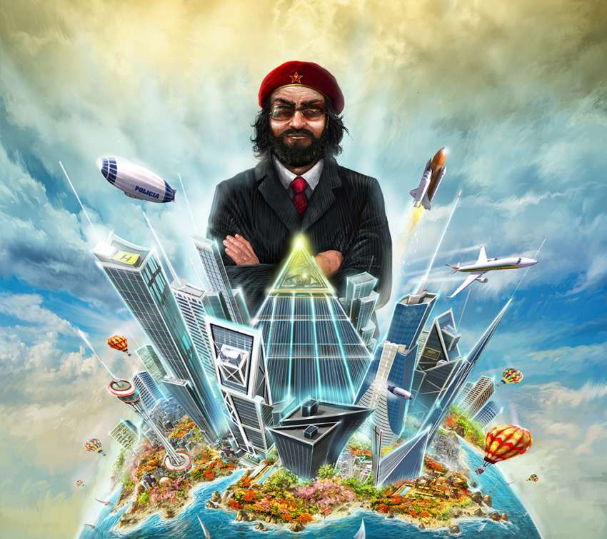 Tropico 4: Modern Times achtergrond