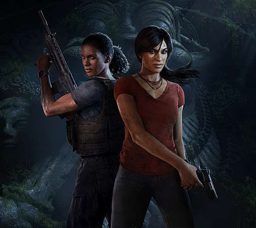 Uncharted: The Lost Legacy Mobiele Horizontaal achtergrond