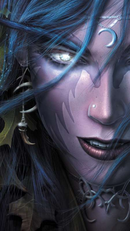 Warcraft 3: Reign of Chaos Mobiele Verticaal achtergrond