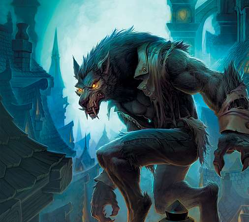 World of Warcraft: Cataclysm Mobiele Horizontaal achtergrond