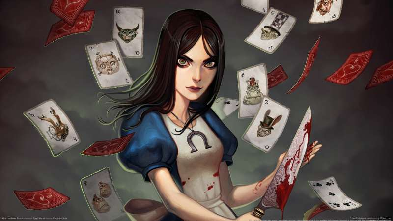 Alice: Madness Returns achtergrond