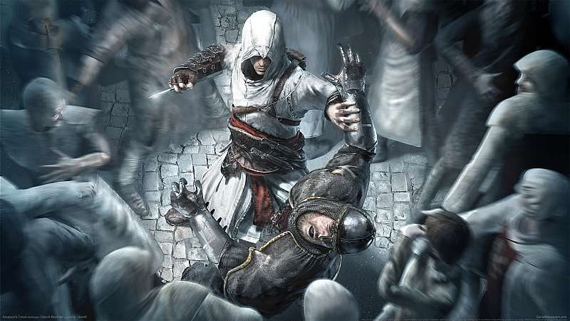 Assassin's Creed achtergrond