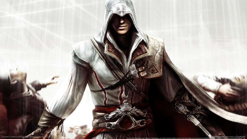 Assassin's Creed II achtergrond