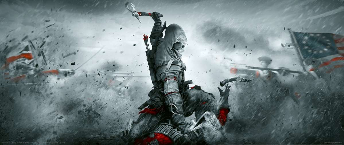 Assassin's Creed III: Remastered achtergrond