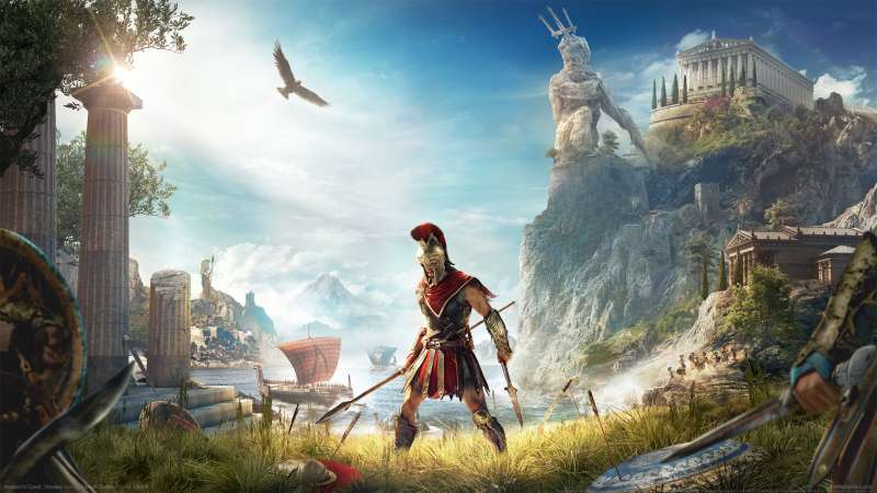 Assassin's Creed: Odyssey achtergrond 01